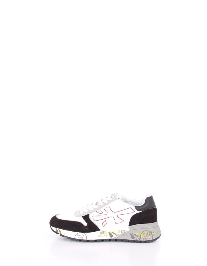 PREMIATA  low White black