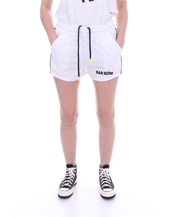 BARROW Shorts White