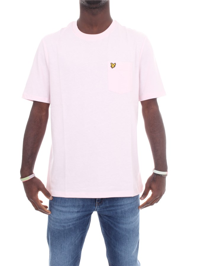 LYLE & SCOTT Vintage Short sleeve Rose