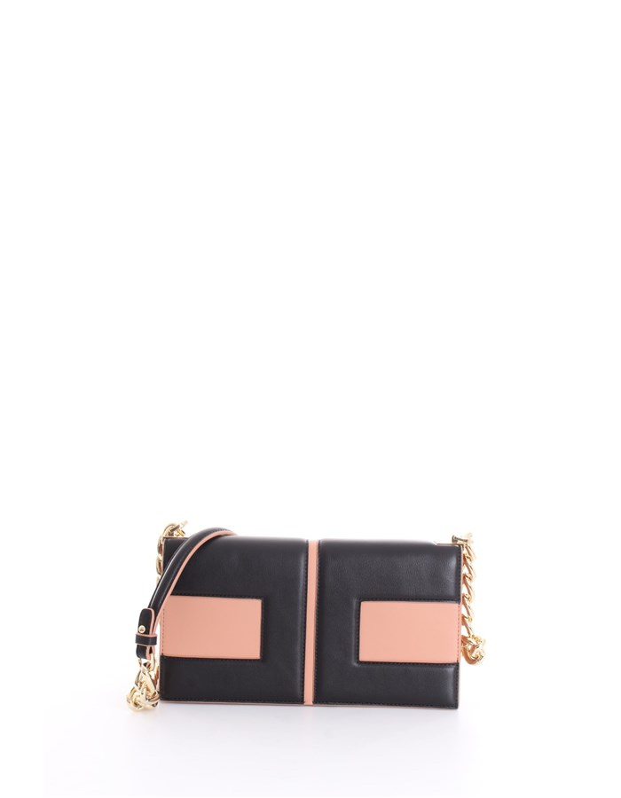 ELISABETTA FRANCHI Shoulder Bags Rose gold