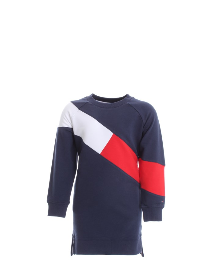 TOMMY HILFIGER Dress Blue