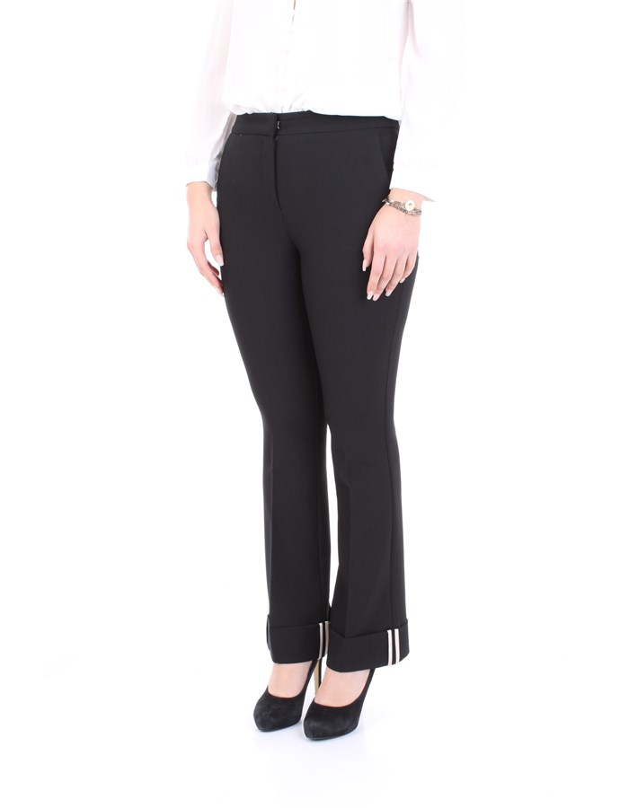 BEATRICE B Trousers Black