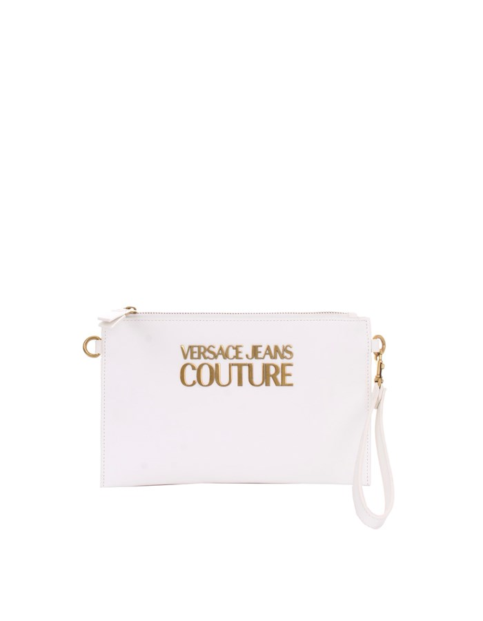 VERSACE Shoulder Bags White