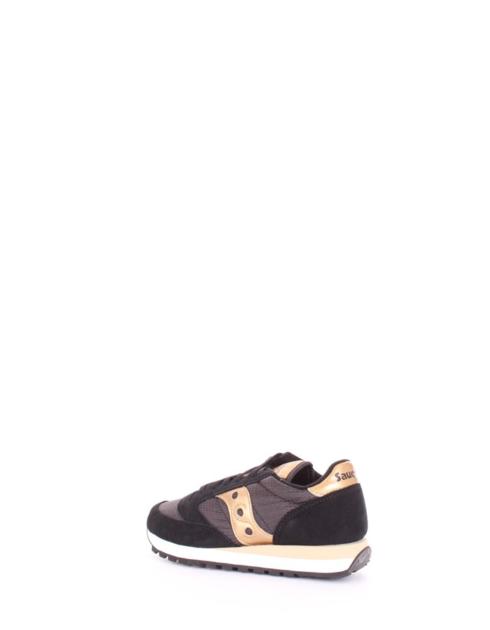 SAUCONY Sneakers Black gold