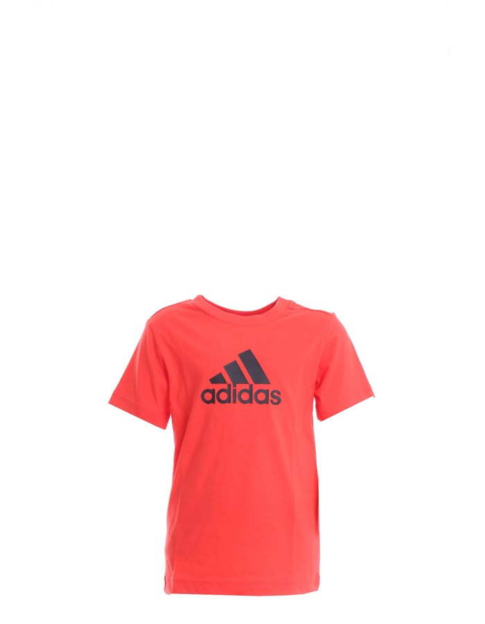 ADIDAS Short sleeve Red