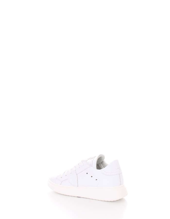 PHILIPPE MODEL PARIS Sneakers  low Unisex Junior BTL0 1
