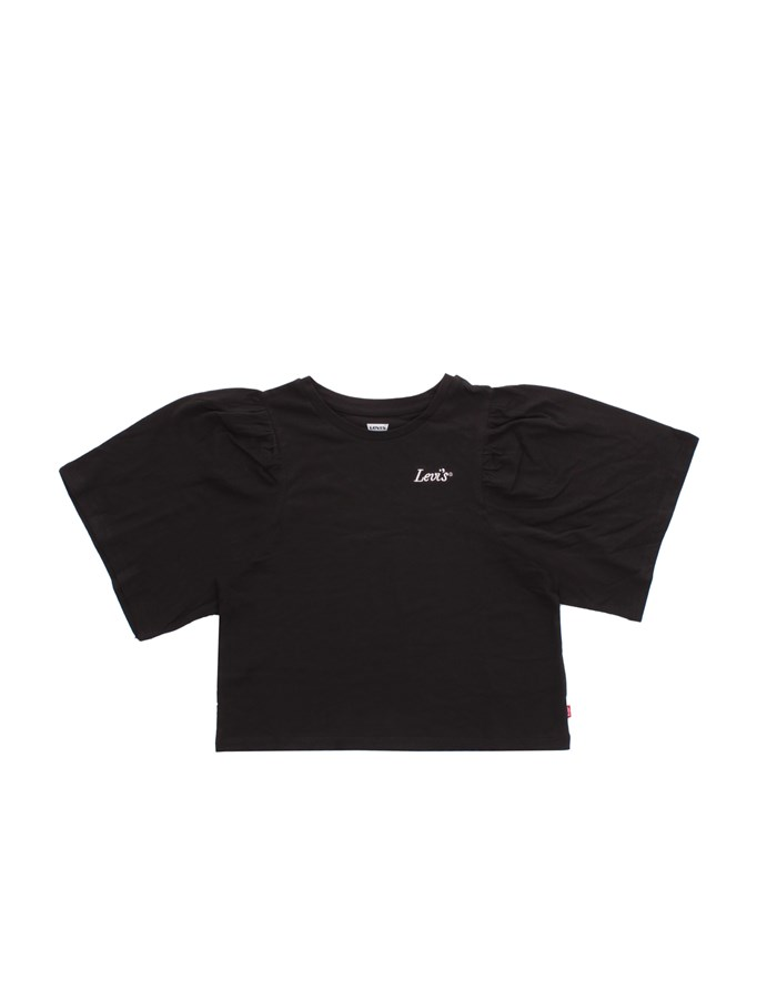 LEVI'S Short sleeve Black