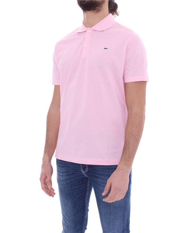 PAUL & SHARK Short sleeves Rose