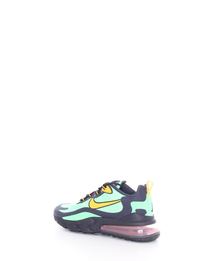 NIKE Trainers Green yellow