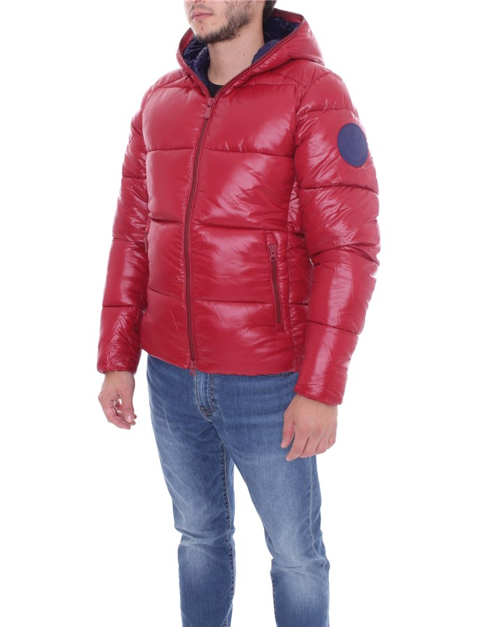 SAVE THE DUCK Jacket Red
