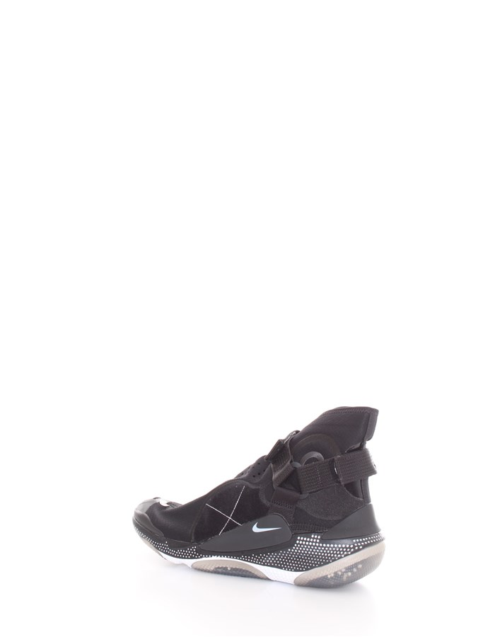 NIKE Trainers Black white