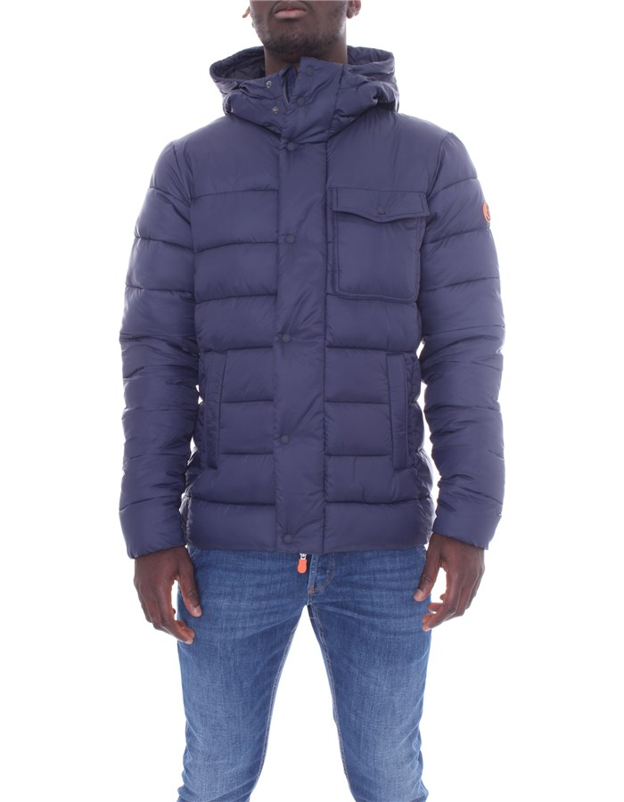 SAVE THE DUCK  Jacket Men D3972M GIGAY 0