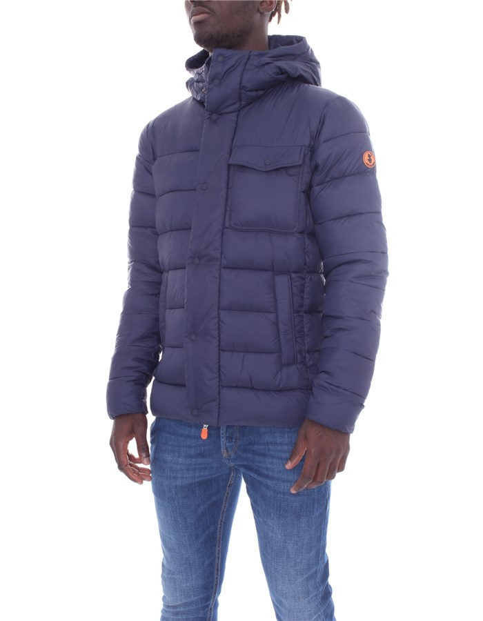 SAVE THE DUCK  Jacket Men D3972M GIGAY 1