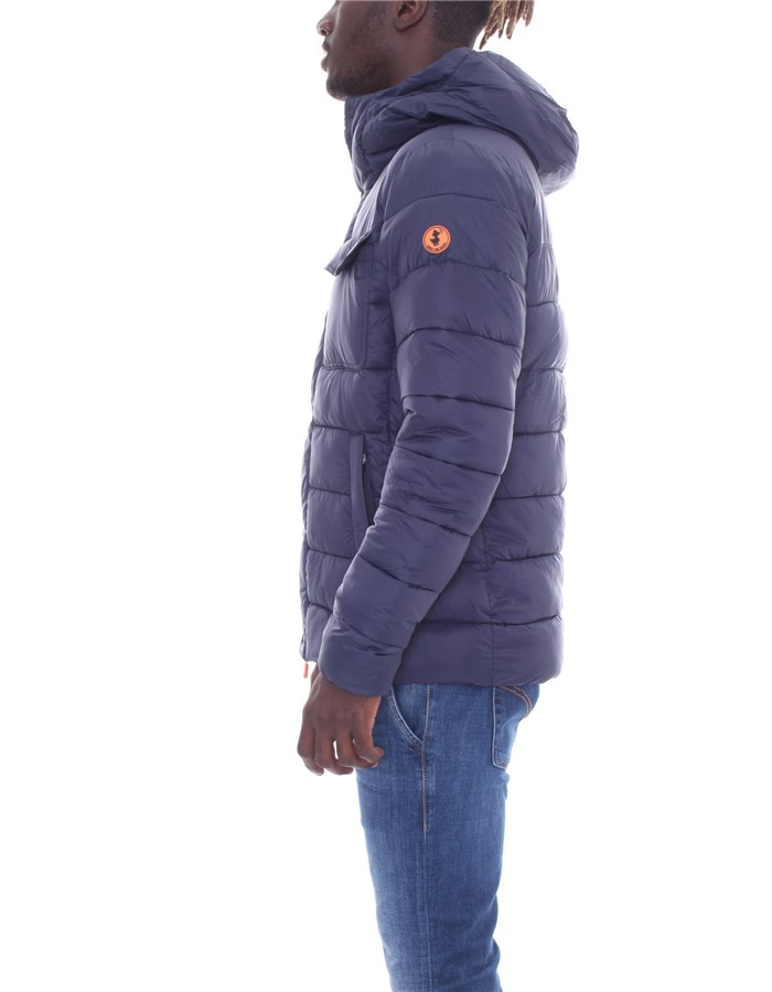 SAVE THE DUCK  Jacket Men D3972M GIGAY 3