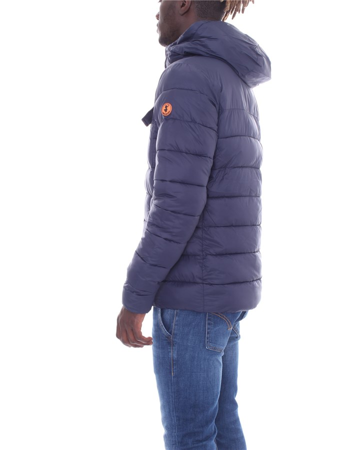 SAVE THE DUCK  Jacket Men D3972M GIGAY 4