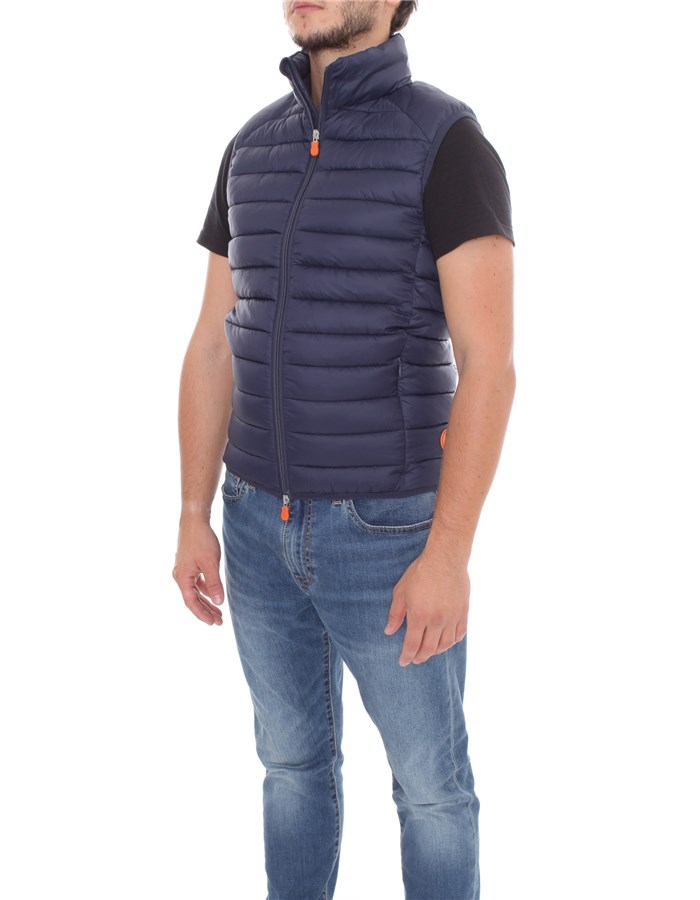 SAVE THE DUCK vest Grey