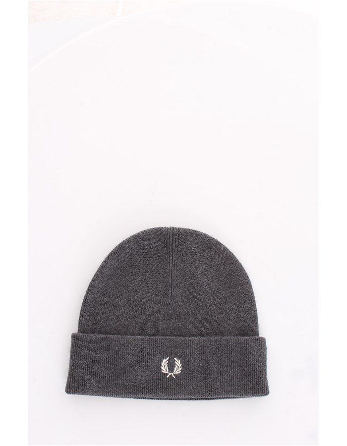 FRED PERRY Cap Graphite