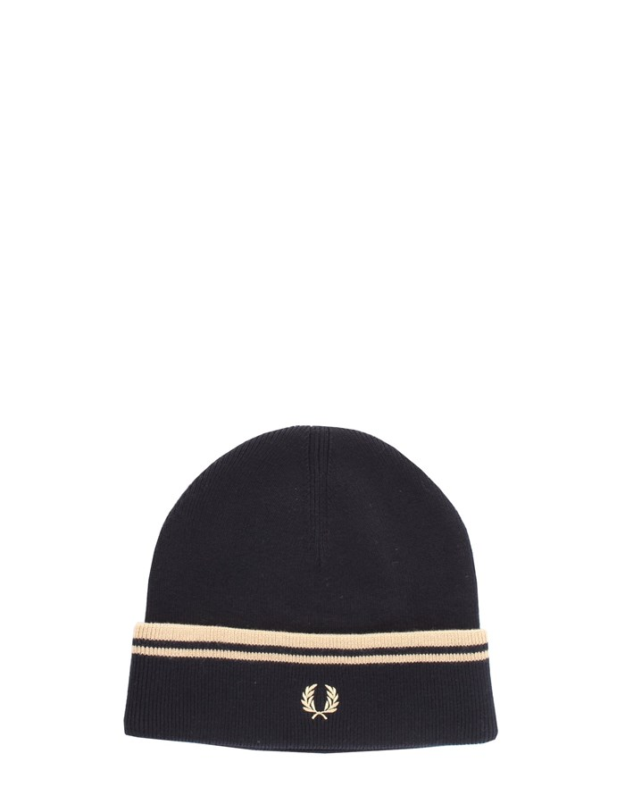 FRED PERRY Beanie Black