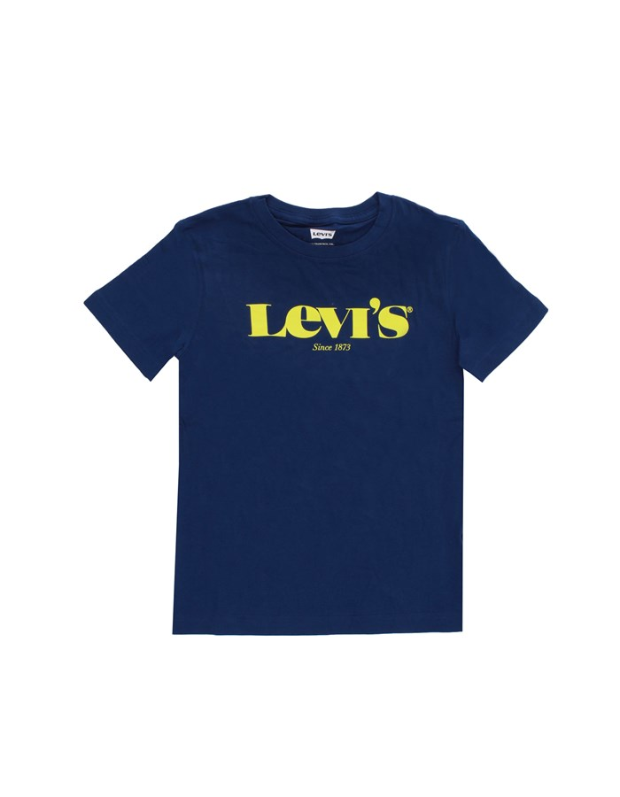 LEVI'S T-shirt Short sleeve 9EC814 Blue