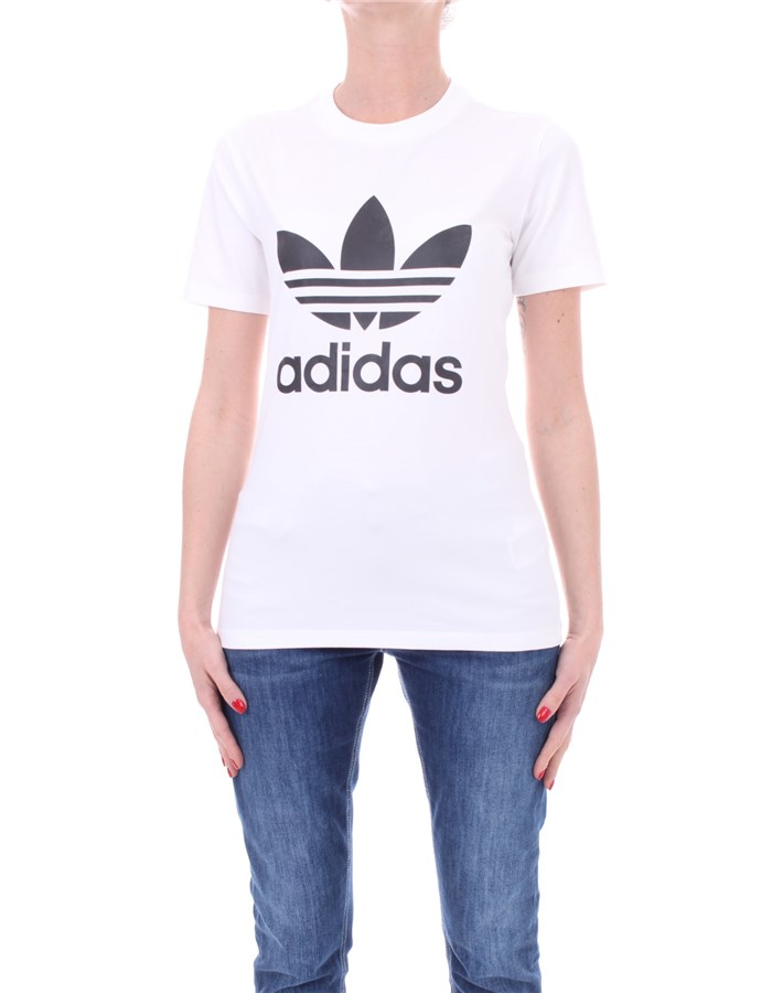 ADIDAS Short sleeve white