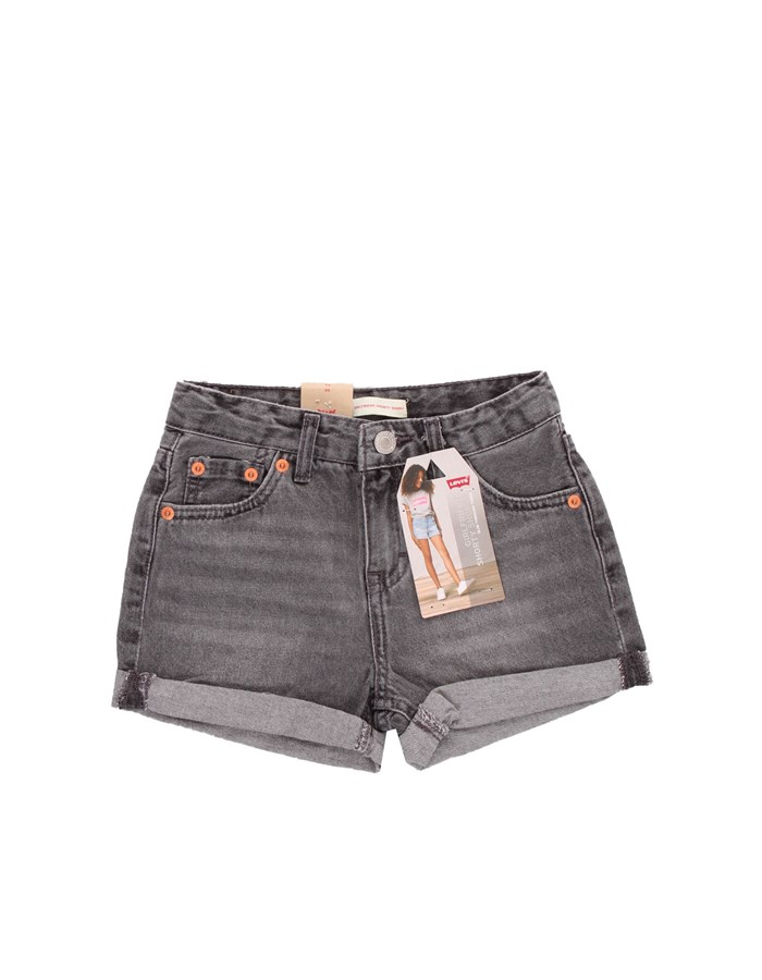 LEVI'S Shorts Denim 3E4536 Grey