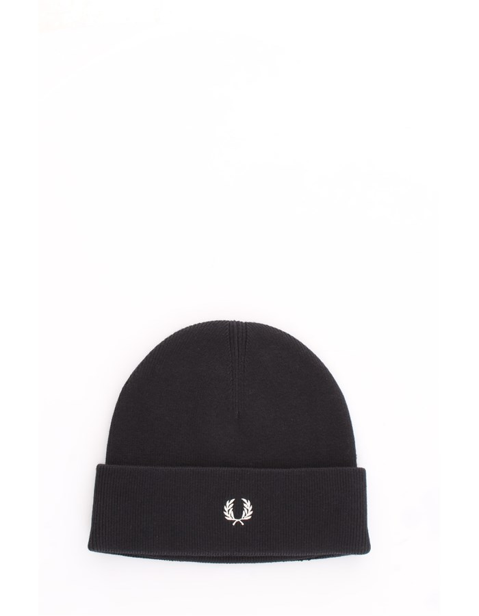 FRED PERRY Cap Black