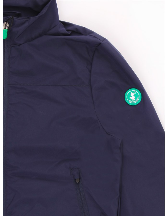 SAVE THE DUCK Jackets Short Boys J35190B WIND12 1