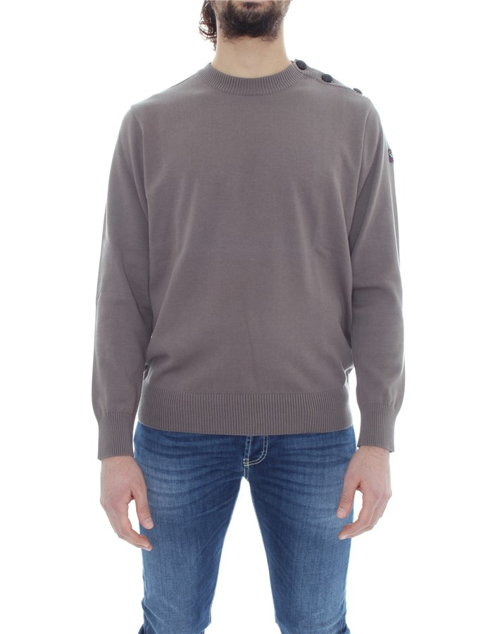 PAUL & SHARK Crewneck  Tortora