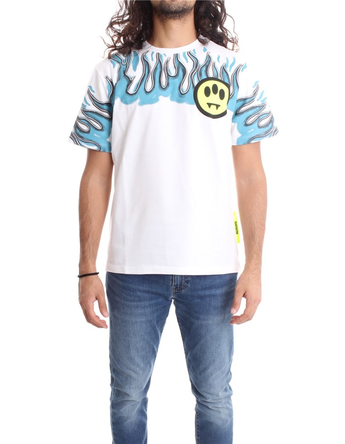 BARROW Short sleeve Off white