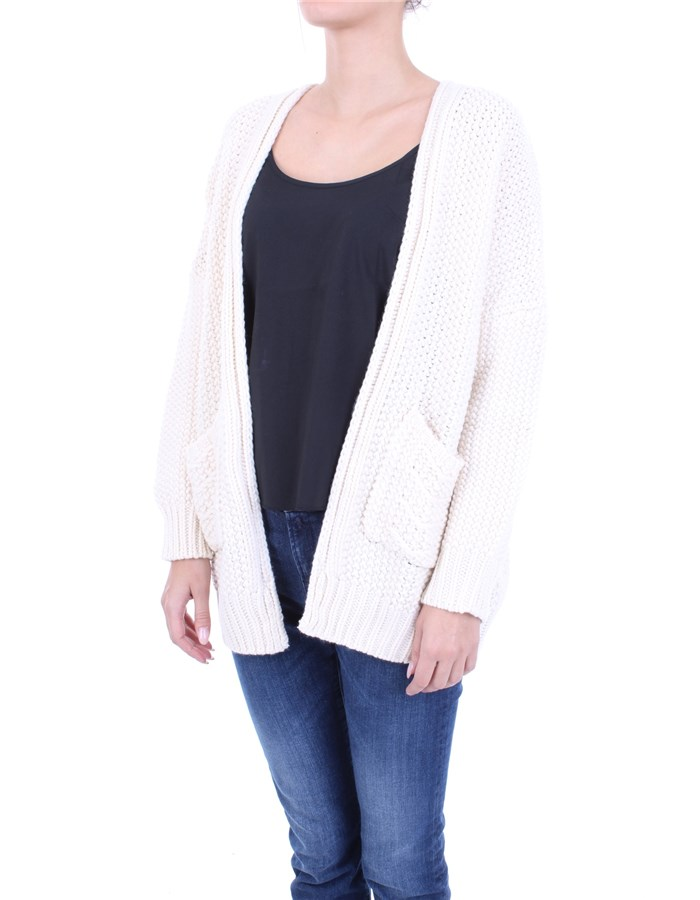 MOLLY BRACKEN Jacket white