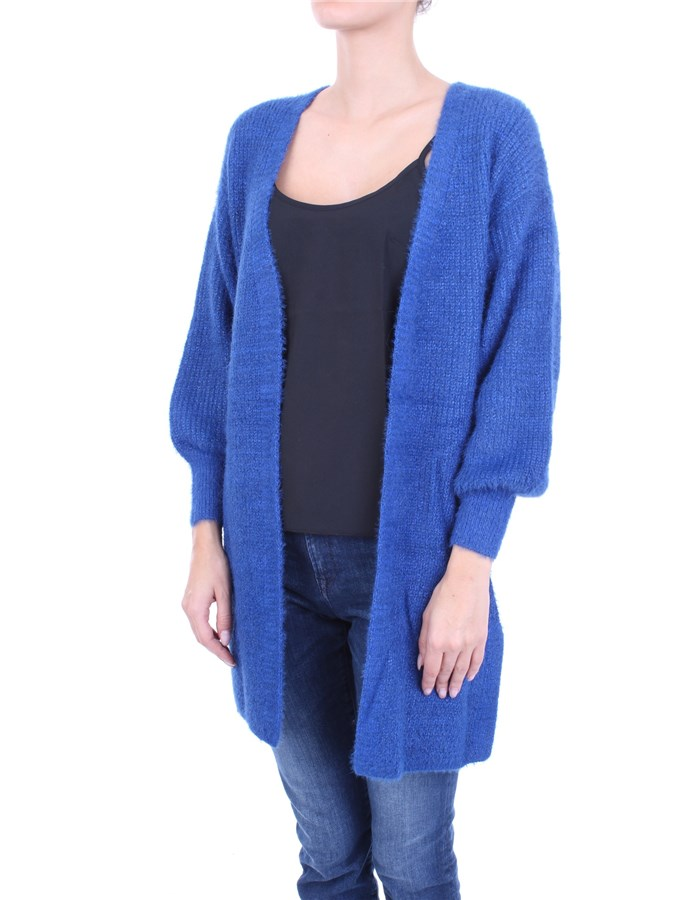 MOLLY BRACKEN Jacket Cobalt