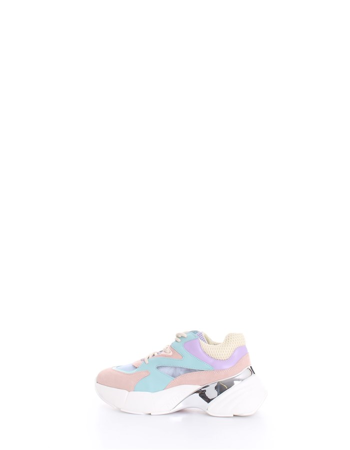 PINKO Trainers Green pink