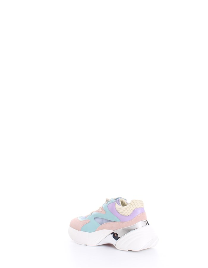 PINKO Sneakers Green pink