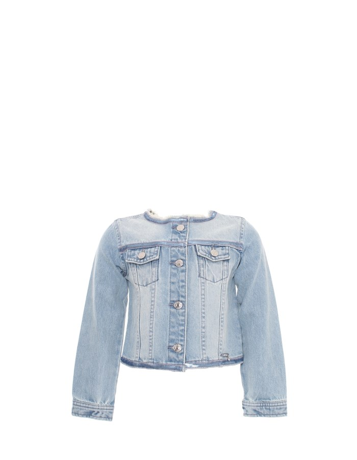 GUESS Jacket Blue