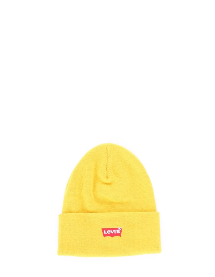 LEVI'S Hat yellow
