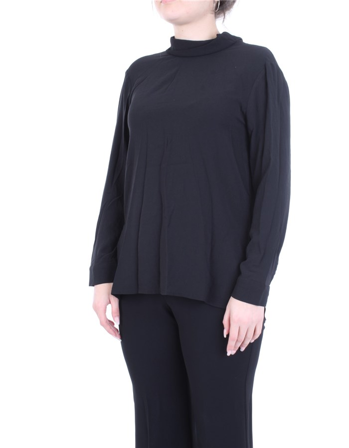 MOLLY BRACKEN Blouse Black