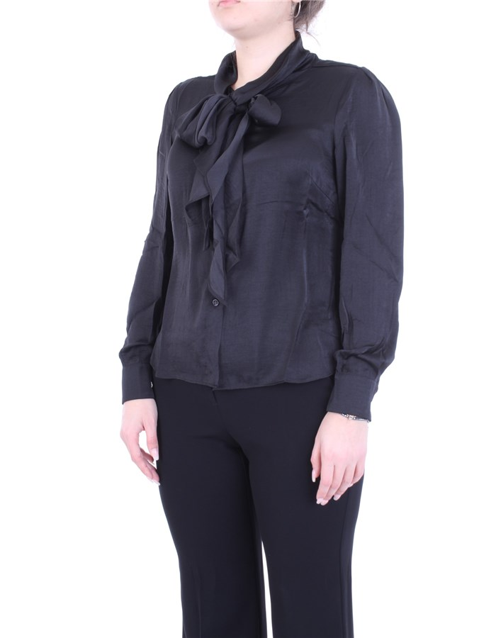 MOLLY BRACKEN Shirt Black