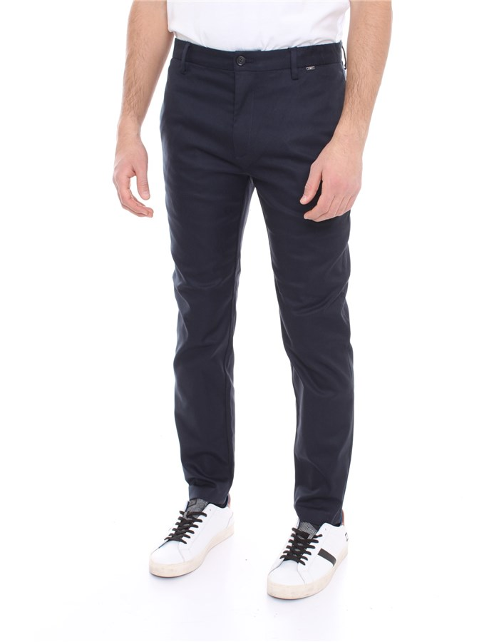 CALVIN KLEIN Trousers Blue