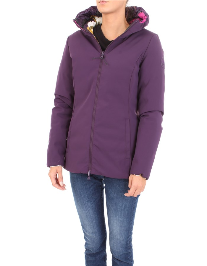 BEST COMPANY Coat Violet