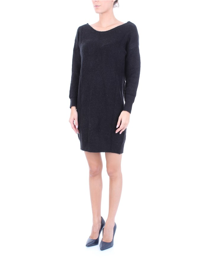 MOLLY BRACKEN Dress Black