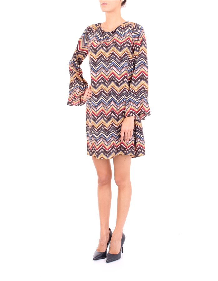 MOLLY BRACKEN Dress Multicolor