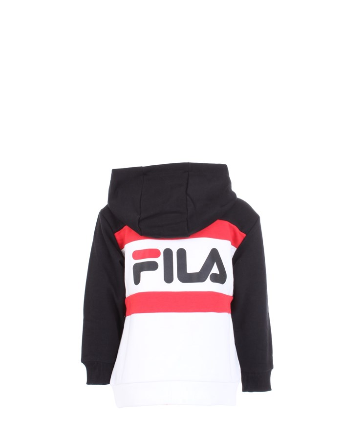 FILA Sweatshirt Blue white