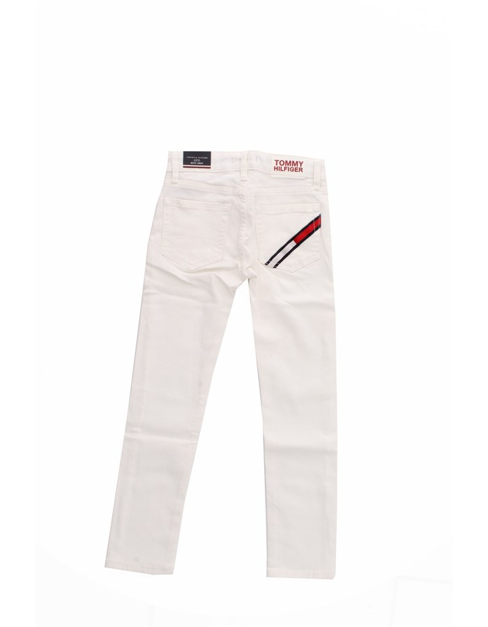 TOMMY HILFIGER Jeans White