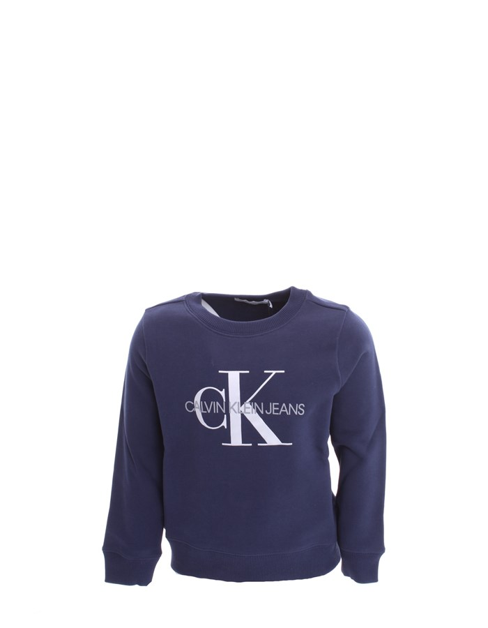 CALVIN KLEIN Sweat Blue