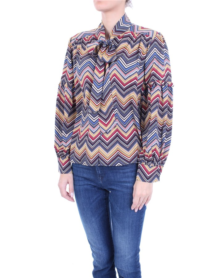 MOLLY BRACKEN Shirt Multicolor