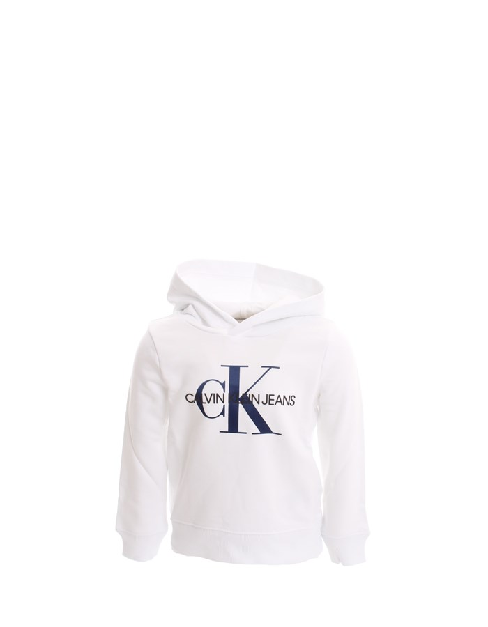 CALVIN KLEIN Sweat White