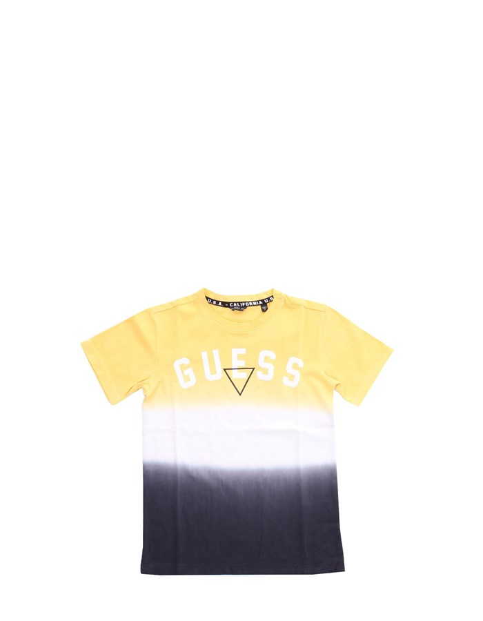 GUESS T-shirt Yellow