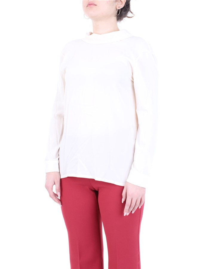 MOLLY BRACKEN Blouse white