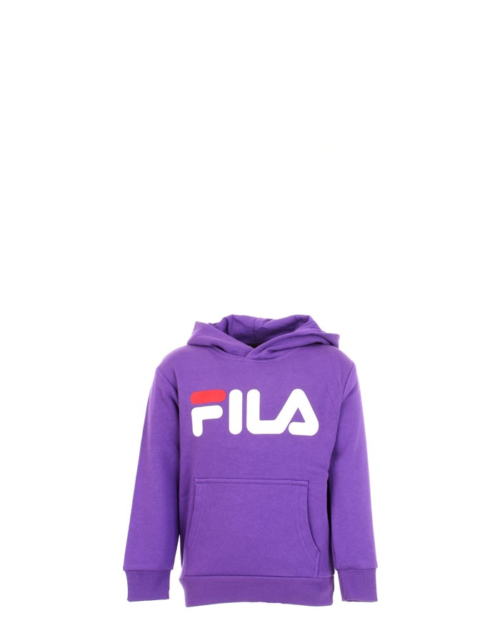 FILA Sweatshirt Purple