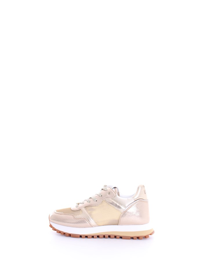 LIU JO Trainers Light gold